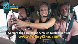 Sky Ride Panama en DealShaker para Parejas