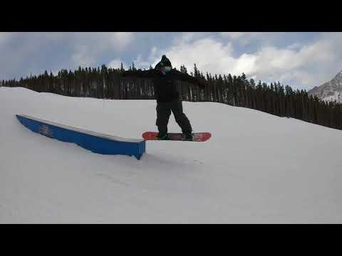 Nakiska Ski Resort 2018