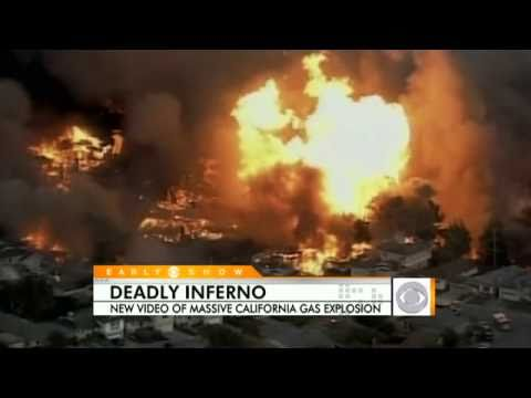 New Video of San Bruno Explosion