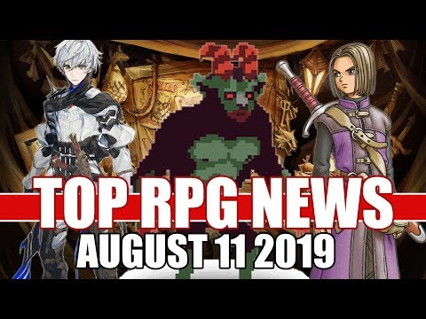 Top RPG News Of The Week - August 11 2019 (Elden Ring, Decay Of Logos, Oninaki)