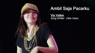 Via Vallen - Ambil Saja Pacarku [OFFICIAL] Free Download Mp3