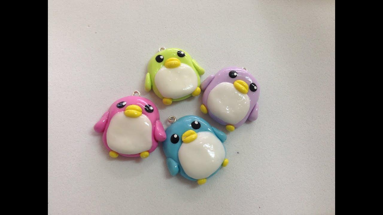 tutorial ping ino kawaii porcelana fria kawaii penguin