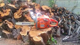 Husqvarna 135 Unboxing and Review