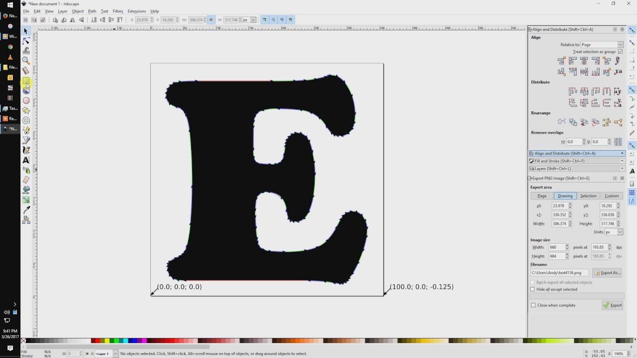 inkscape – evezor