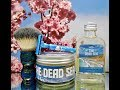 Mac Metalworks DE, RazoRock The Dead Sea soap and aftershave