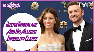 Justin Timberlake Signs Infidelity Clause With Wife Jessica Biel