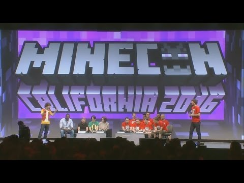 YouTubers vs 4J Studios - Minecon 2016