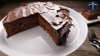 Chocolate Coke Cake With Icing For Two - Le Gourmet TV 4K