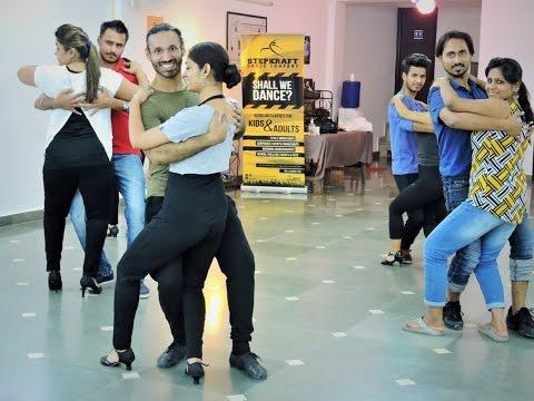 Yo No Se Manana | Salsa Choreography | Easy Dance Routine