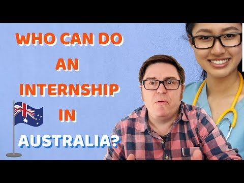 Medical Internship Australia - Who Is Eligible?
