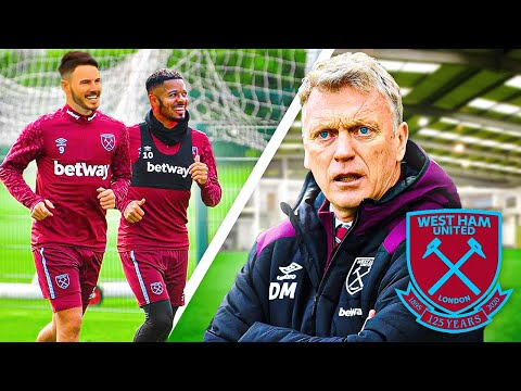 WE TRAINED WITH WEST HAM FIRST TEAM! 😳😱🔥 Thumbnail