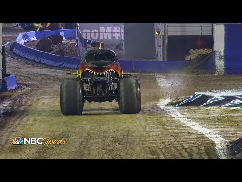 Monster Jam 2019: All-Star Challenge   DAY 2 EXTENDED HIGHLIGHTS   Motorsports on NBC