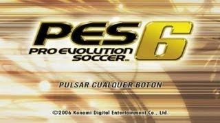 PES 6 : el último gran PES | Pro Evolution Soccer 6 (Xbox 360) | SergioLiveHD