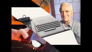 Douglas Engelbart, Father of the Computer Mouse, Dies at Age 88!!