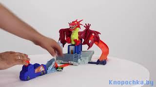 Трек Удар дракона Hot Wheels Dragon Blast