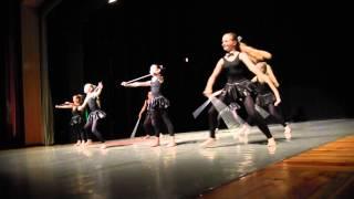 KYJOV-Vystoupení tanečního oboru ZUŠ Kyjov