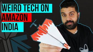 Top Weird Tech We Found On Amazon India : TOP or DROP