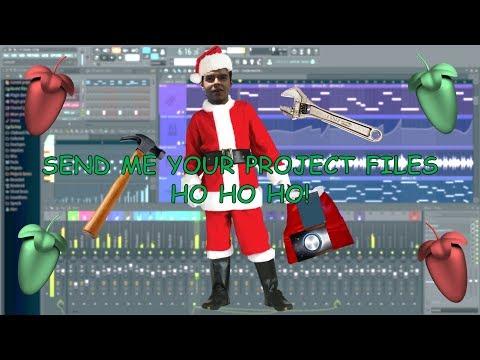 ho ho ho send me your project files (fl studio and ableton) ho ho ho