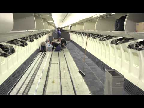 See the new EVOLVE Southwest Airlines cabin interior fitted to Boeing 737-700