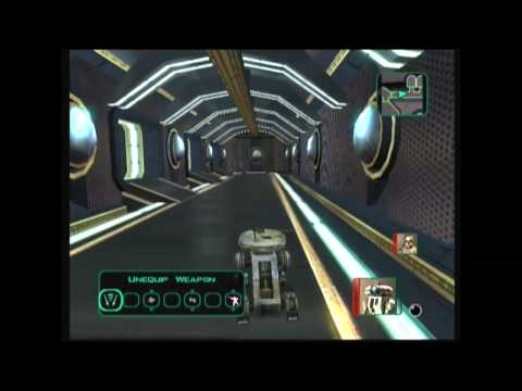 Star Wars KOTOR 2 Walkthrough (Dark Side) 91: Goto's Yacht Part1 [HD]