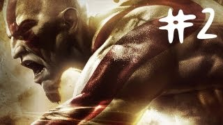 God of War Ascension Gameplay Walkthrough Part 2 - The Village of Kirra (God Of War PS3 HD)