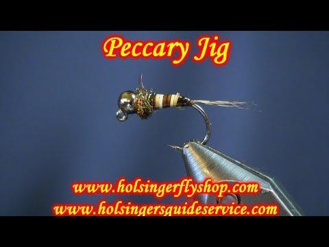 Peccary Jig, Holsinger