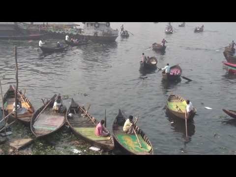 Boat Ship Launch And Beautiful Girl Exclusive  Seen HD Live