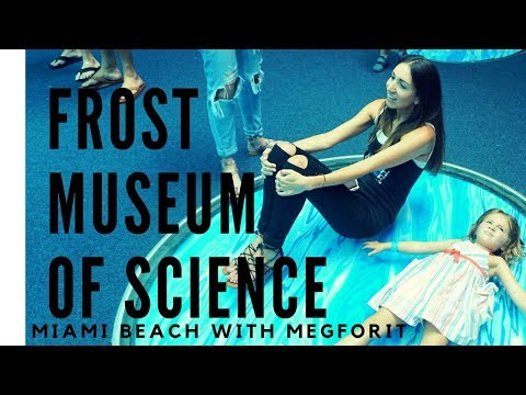 What To Do In Miami, Miami Travel Vlog | Phillip And Patricia Frost Museum Of Science In Miami