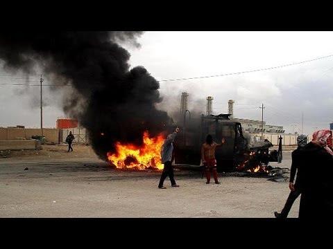 Iraque: Exército combate Al-Qaida para recuperar o controlo de Fallujah.