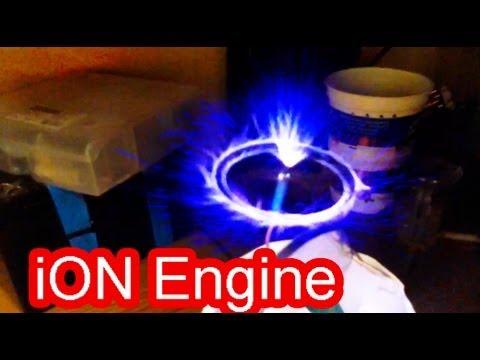 ether / Ионный двигатель