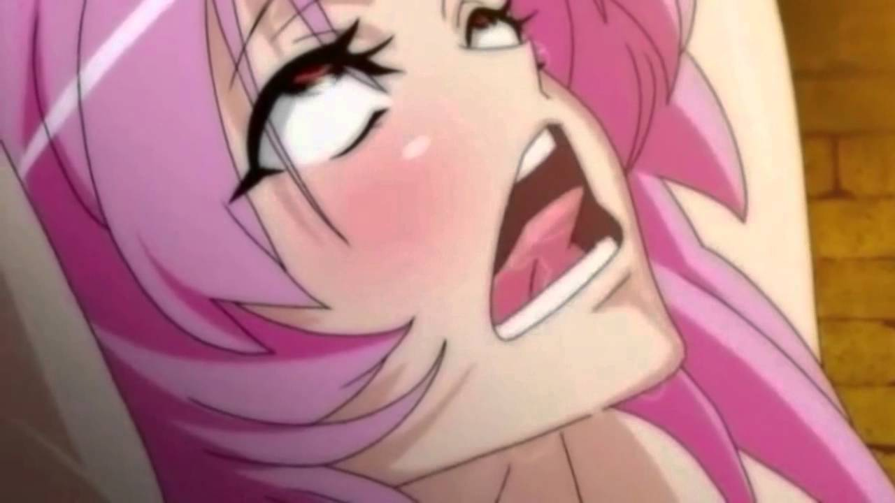 Anime women orgasm