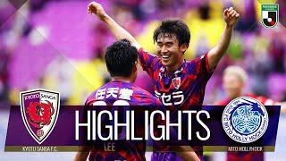 京都サンガF.C.vs水戸ホーリーホック J2リーグ 第14節