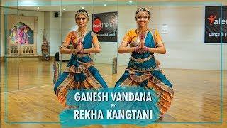 Ekadantaya Vakratundaya - Sadda Dil Vi Tu | Classical Dance by Rekha Kangtani