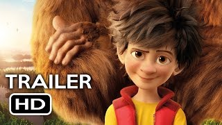 The Son of Bigfoot Official Teaser Trailer #1 (2017) Animated Movie HD