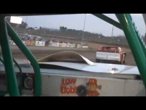 Street stock in-car camera best of - Waynesfield, Eldora, Millstream Speedway