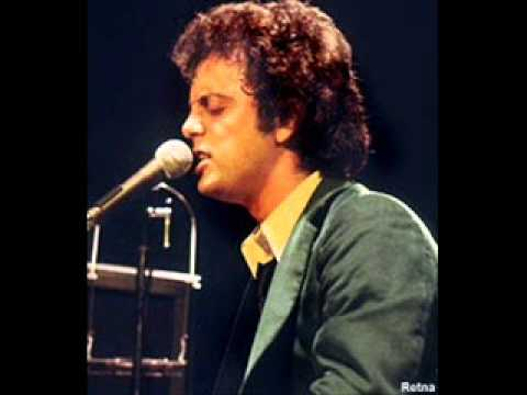 Billy Joel ~ LIVE @ Carnegie Hall [06/03/1977]