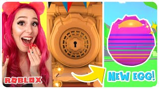 *NEW* NEW EGGS BEHIND THE VAULT! I've CRACKED THE CODE! (Roblox Adopt Me)