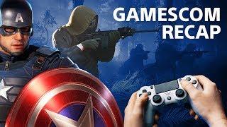 Unsere Meinung zur gamescom 2019