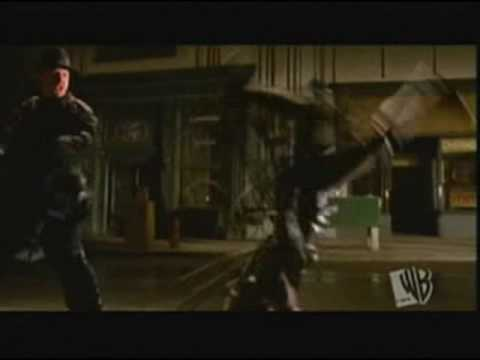 "Birds of Prey Tv Show (2002)- Promo Slick ""Huntress"""