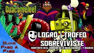 Video de Guacamelee 2 | Logro / Trofeo: Sobreviviste