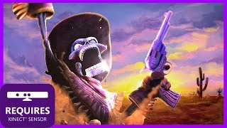 The GunStringer Kinect (Gameplay) - Quicklook