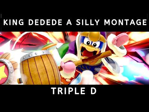 Triple D - Smash Ultimate King Dedede Montage