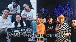 2017 KOD S.E.A Qualifiers | Hip Hop Finals | Monday Madness vs Fresh Town Cats | @tkosofficial