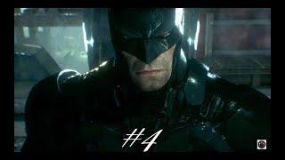 Batman: Arkham Knight Walkthrough Gameplay - PS4 - Part 4 - New Batsuit