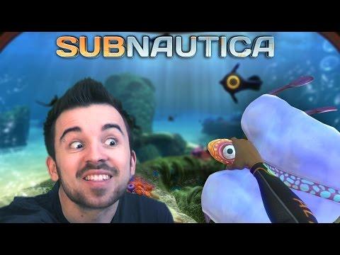 Subnautica как обновить игру - b1