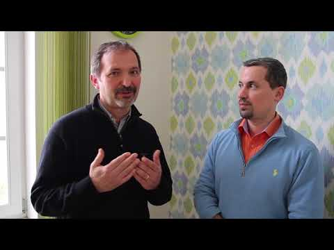 Forbes Legyél Jobb! nap - Kalmár Péter és Vicsek András