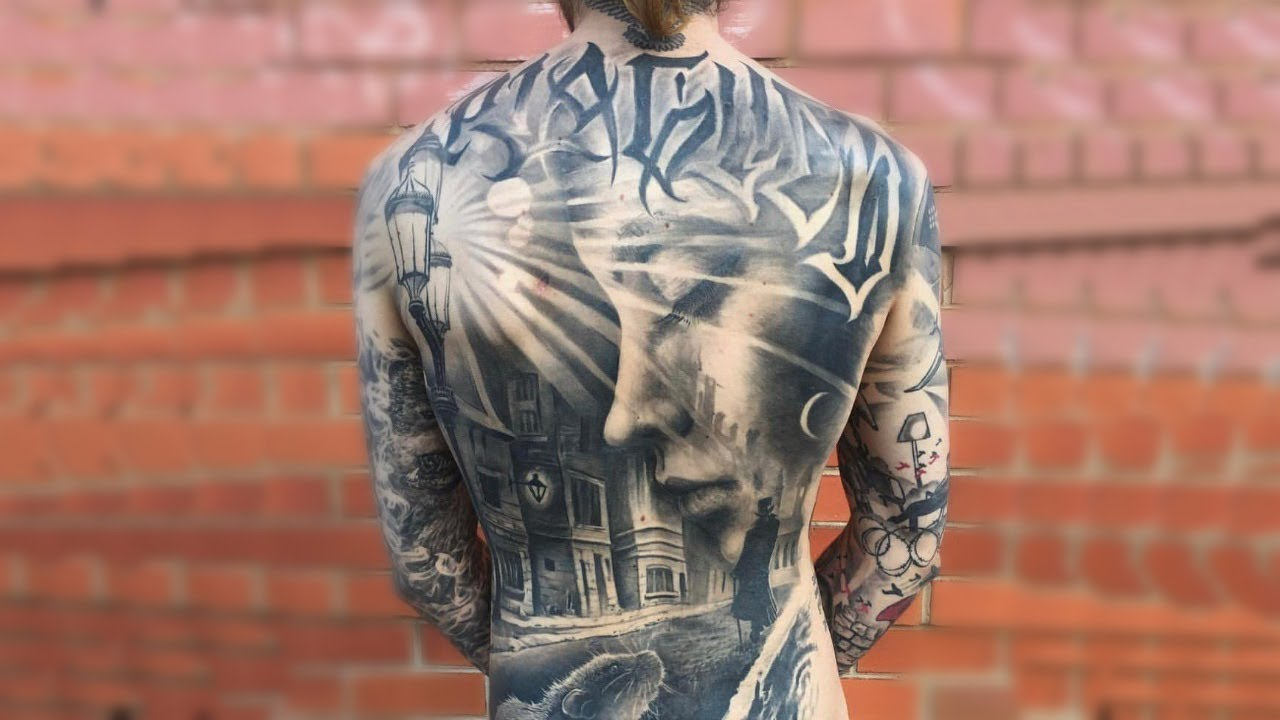 Best Tattoo In The World: Best Tattoos In The World Of April 2018