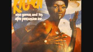 LATIN: Nico Gomez And His Afro Percussion Inc. - Baila Chibiquiban