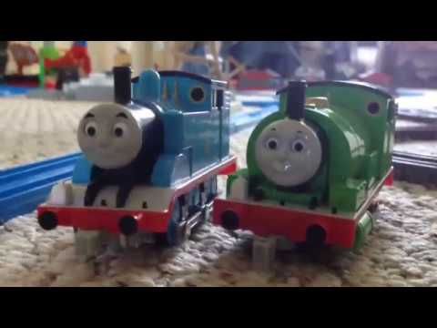 Thomas and his Diapet Friends Episode 2: Tracks?