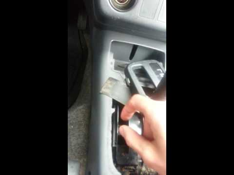 1997 Toyota Rav4 Auto Gear Shifter Light Bulb And Ac Control